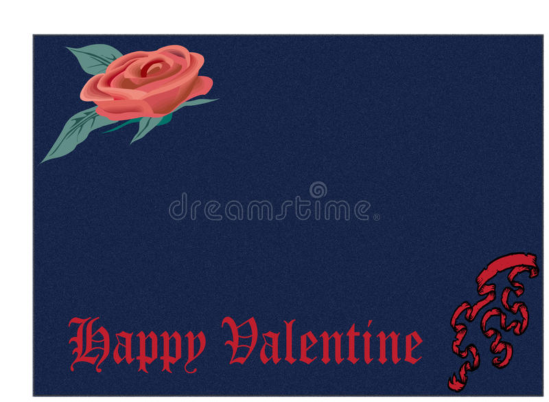 Download Valentine stock illustration. Image of fourteen, style - 28583165