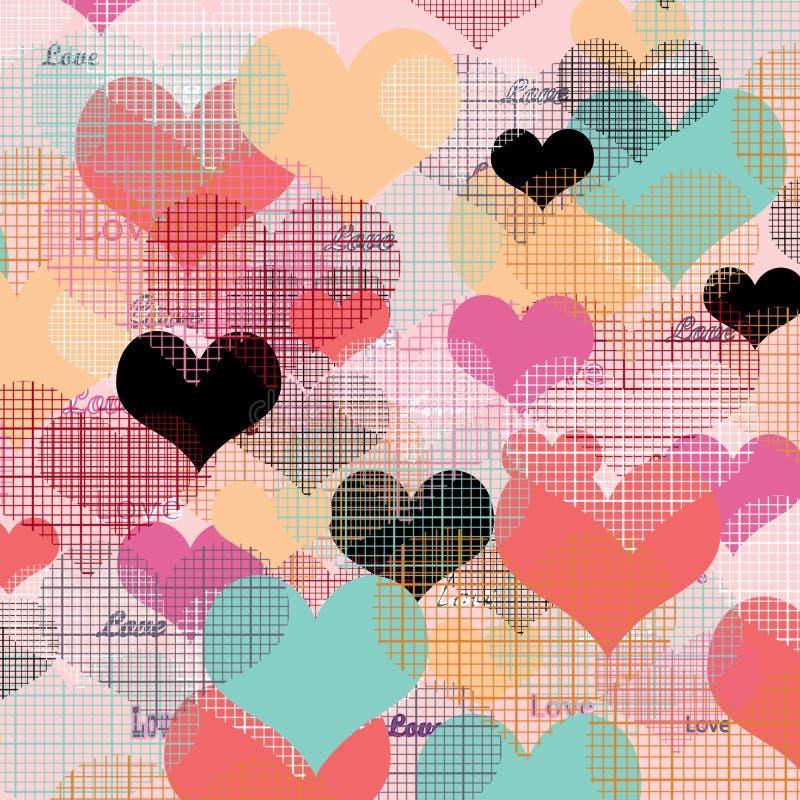 valentine stock de ilustración
