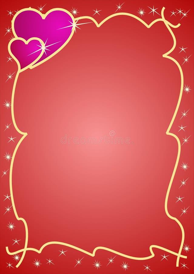 valentine stock illustratie