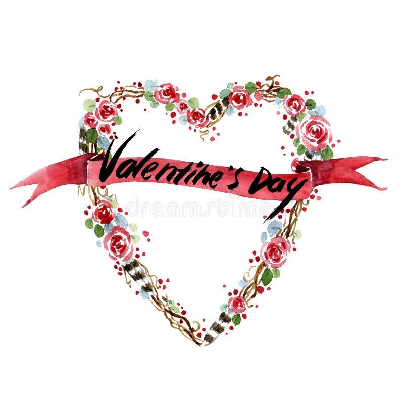 valentine illustration libre de droits