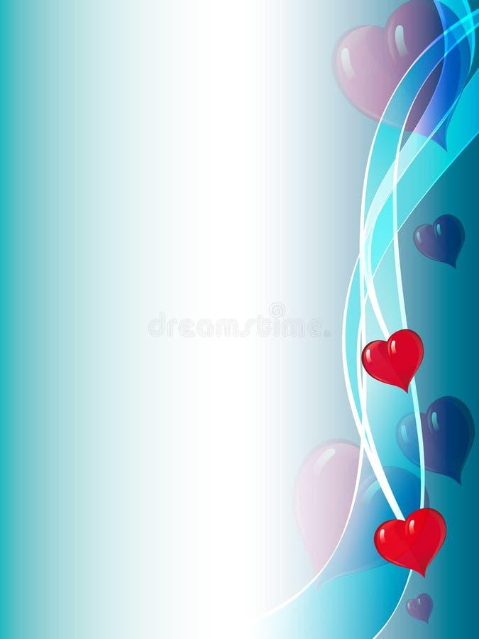 valentine ilustracja wektor