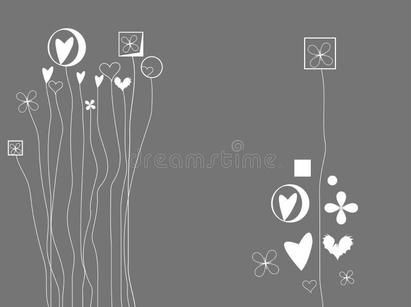 Download Valentine background stock illustration. Illustration of banner - 17150214