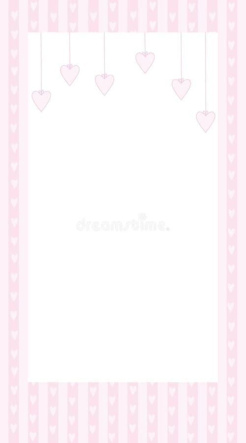 Download Valentine background stock vector. Image of friendship - 7478439
