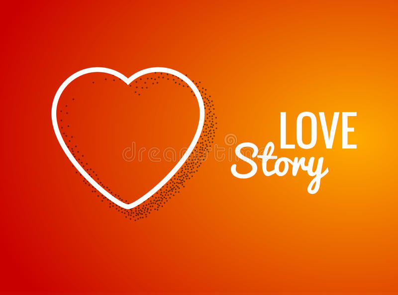 download valentine background with heart shape love story happy valentine day holiday background stock - Valentines Day Story
