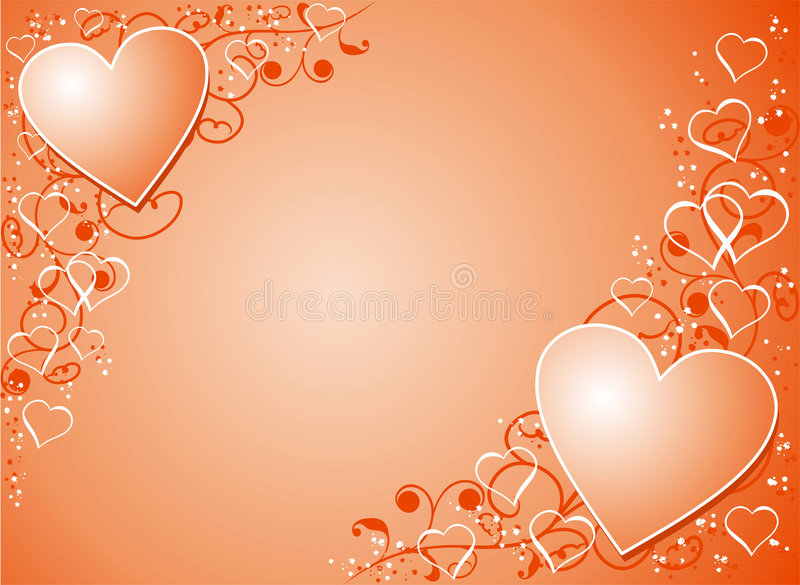 Download Valentine Background, Vector Stock Vector - Image: 432448