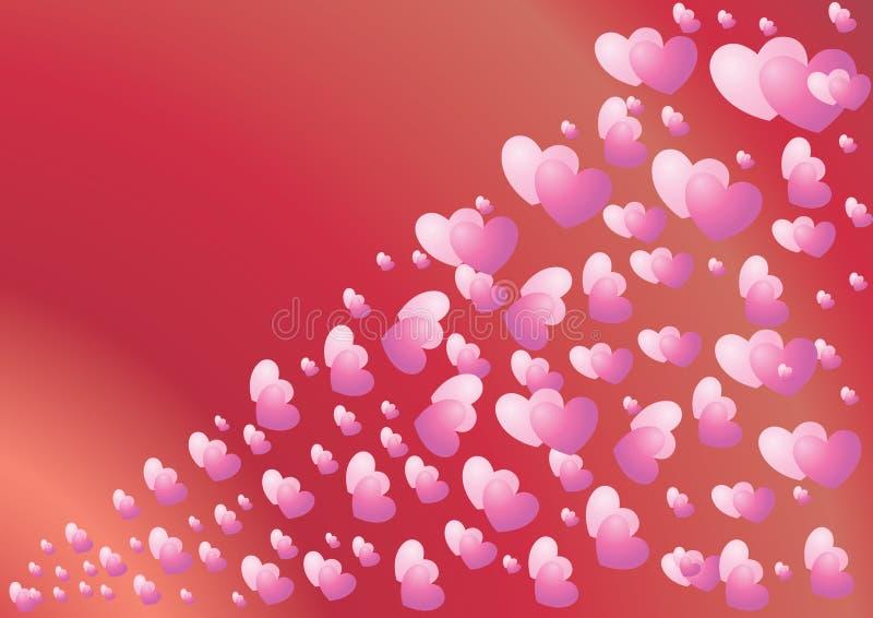 Valentine Background3 illustration stock