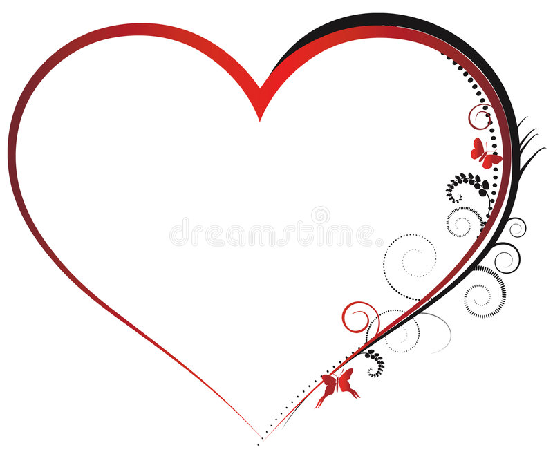 Download Valentine Backgrounds Elements Stock Vector - Image: 4088249