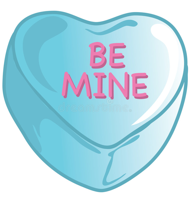 Free Valentine Candies Blue Stock Images - 405244
