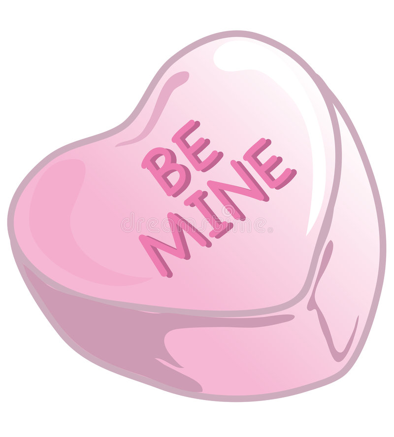Free Valentine Candies Pink Royalty Free Stock Image - 405246