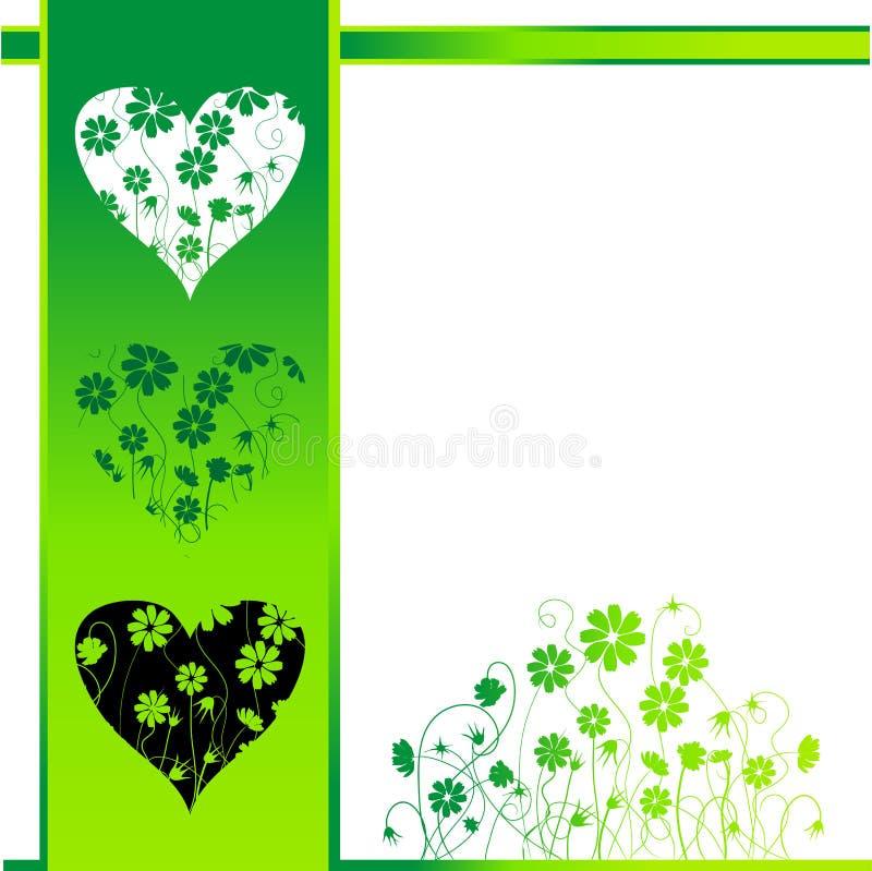 Download Valentine Card, Retro Style Stock Vector - Image: 4496117