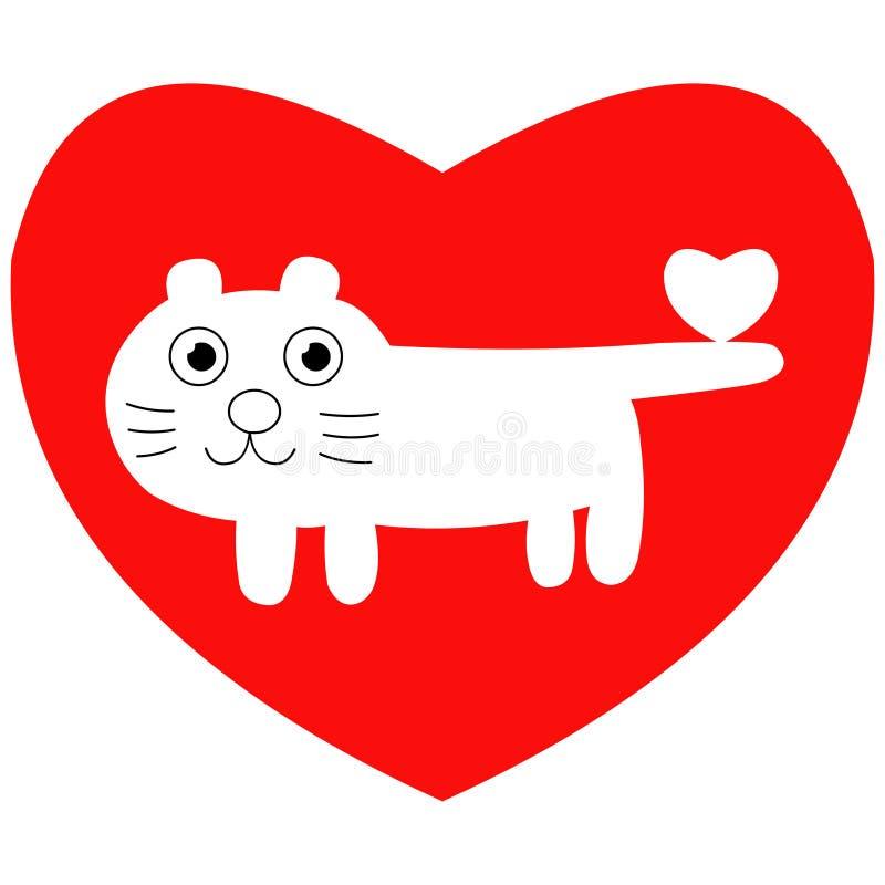 Download Valentine cat stock vector. Illustration of togetherness - 1783018