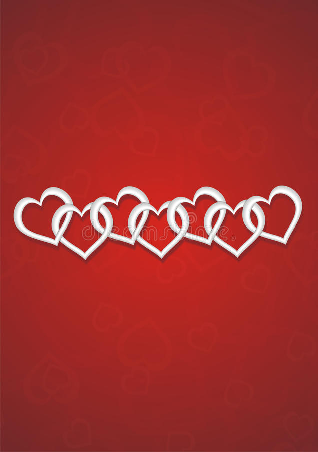 Download Valentine Chain Stock Photos - Image: 22866523