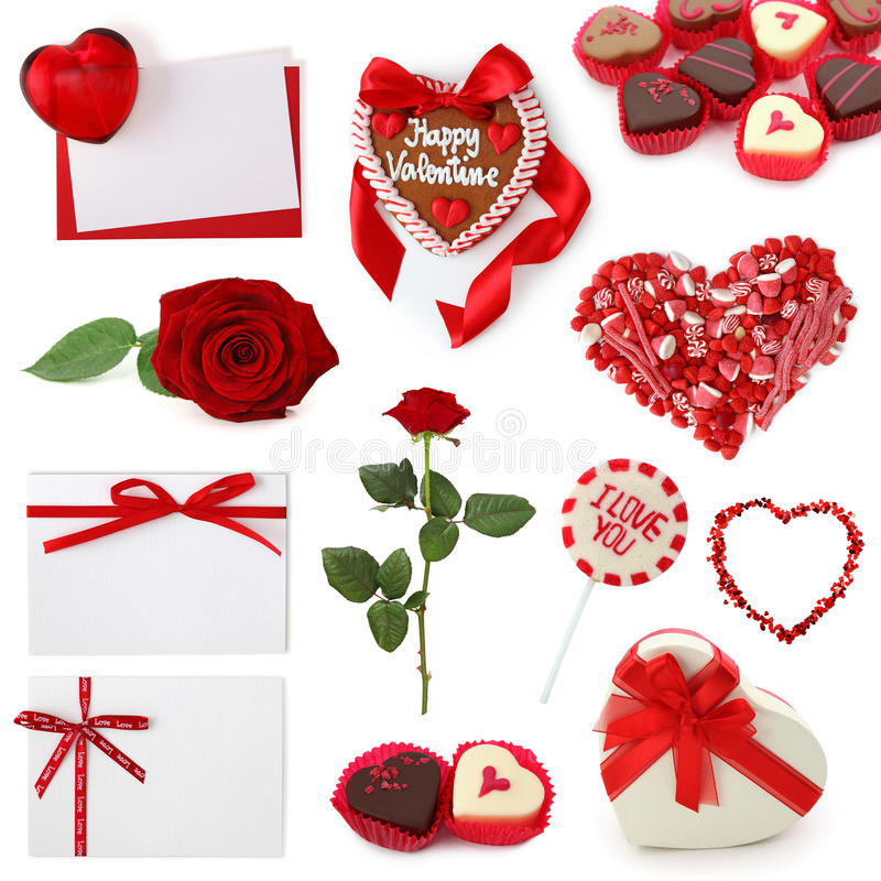 Free Valentine Collection Royalty Free Stock Photo - 15884465