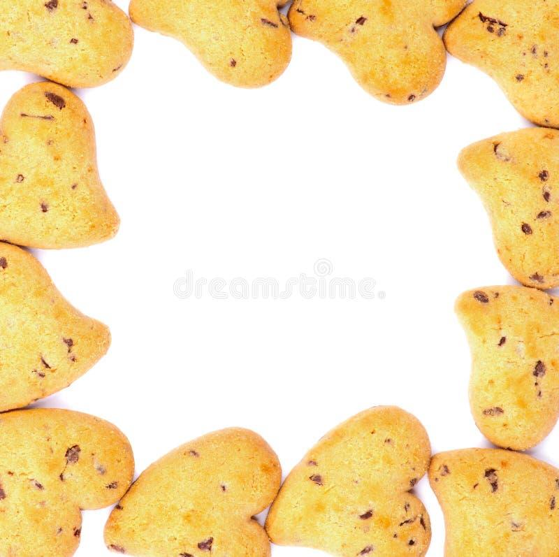 Valentine Cookies immagini stock