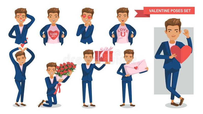 Valentine Couple libre illustration
