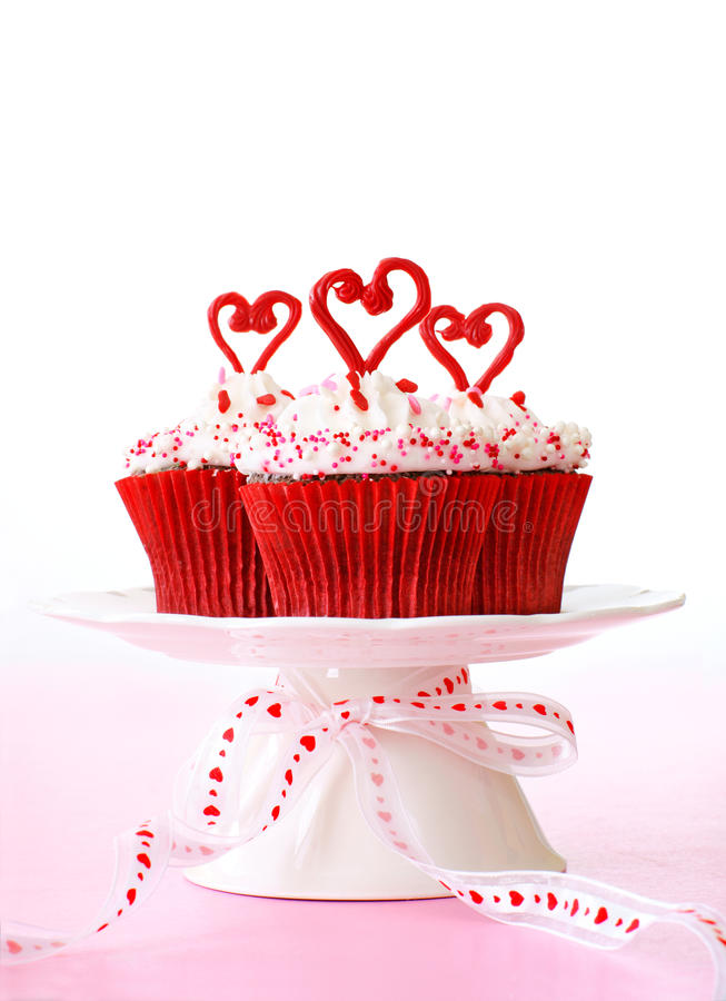 Download Valentine Cupcakes Royalty Free Stock Photo - Image: 28448735