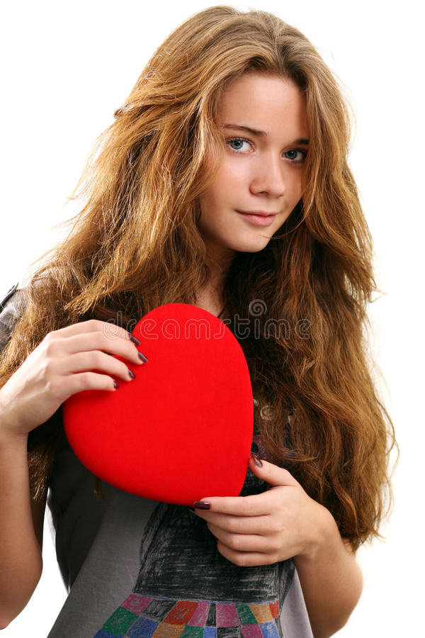 Valentine day stock photography