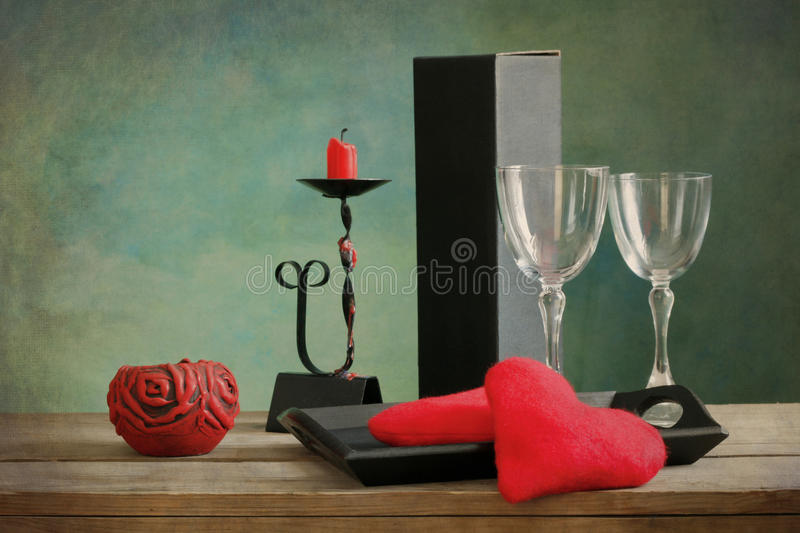 Valentine Day stock photo
