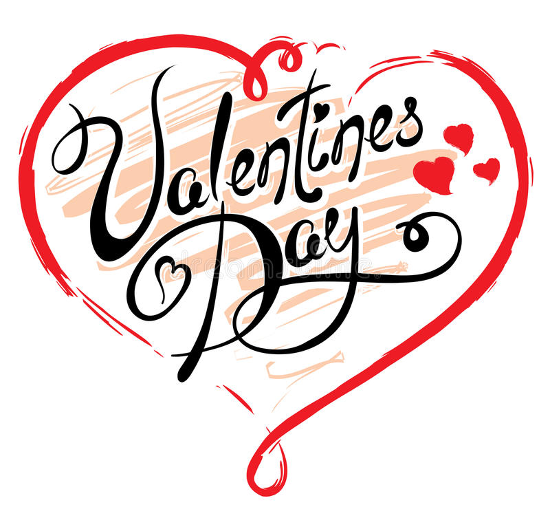 Valentine day stock photos