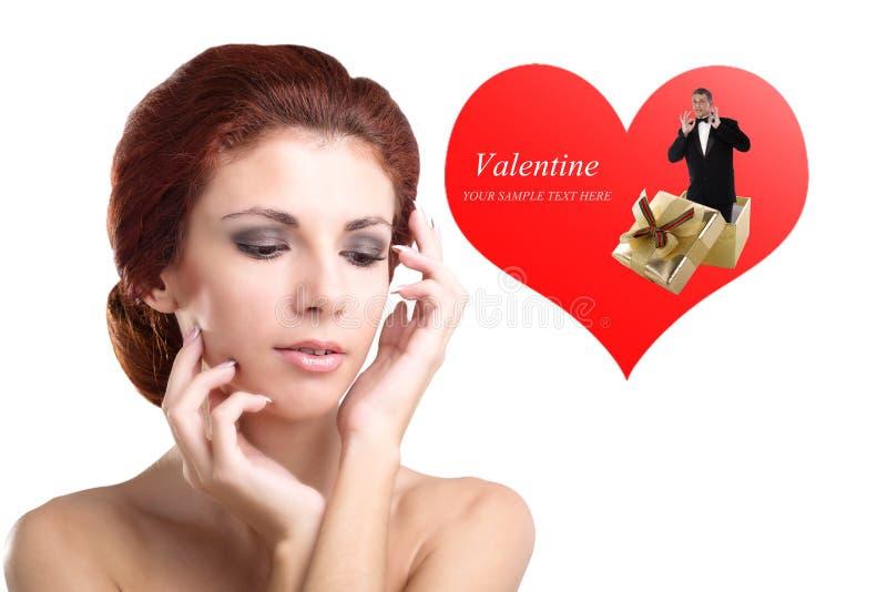 Valentine Day royalty-vrije stock afbeeldingen