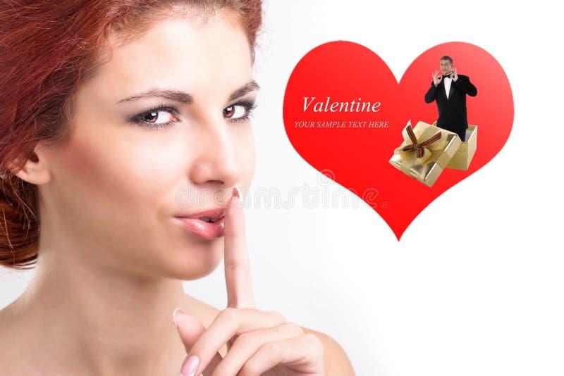 Valentine Day royalty-vrije stock foto