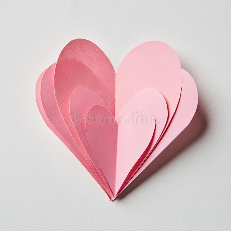 Valentine day background. Many pink hearts as background. valentines day concept stock image