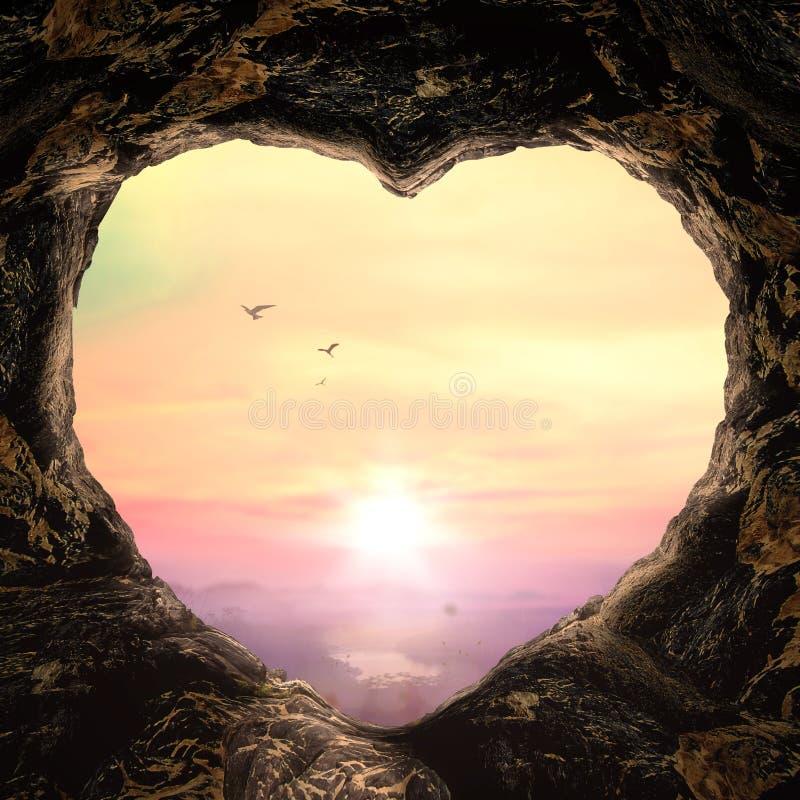Valentine Day Concept heureux photographie stock libre de droits