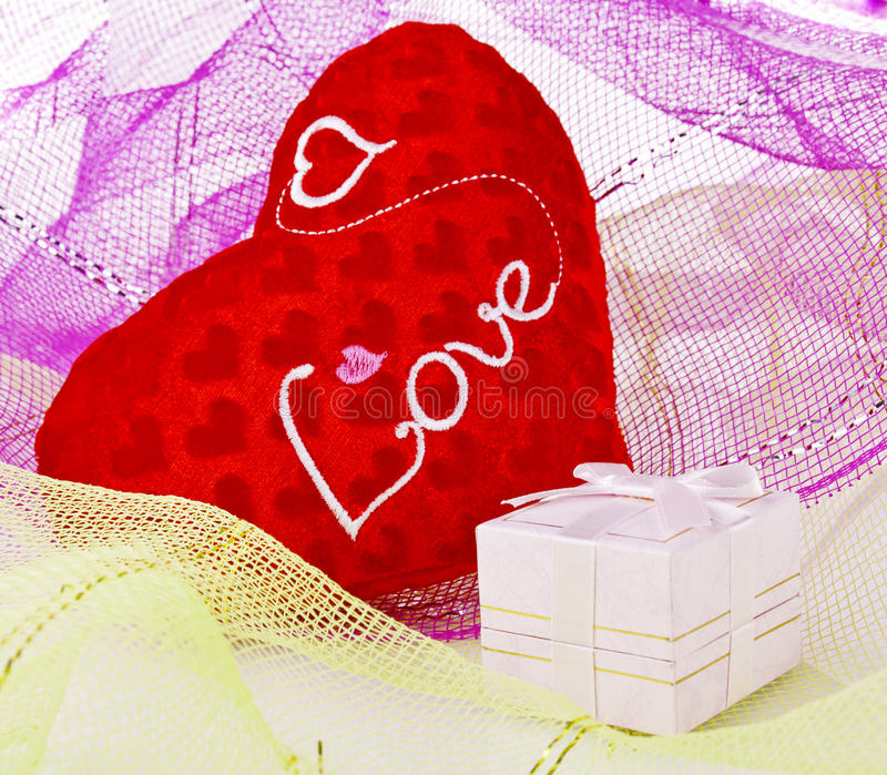 Download Valentine day Gifts stock photo. Image of gold, holiday - 22948824