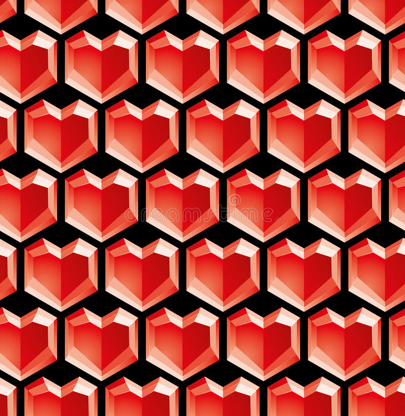 Download Valentine Diamonds Royalty Free Stock Photography - Image: 28762157