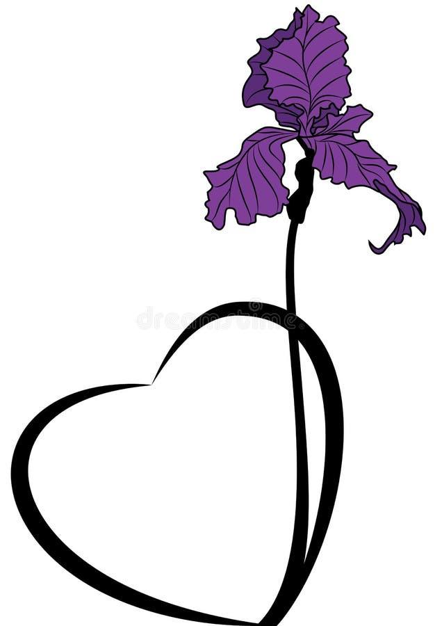 Download Valentine floral banner stock vector. Image of design - 22841229