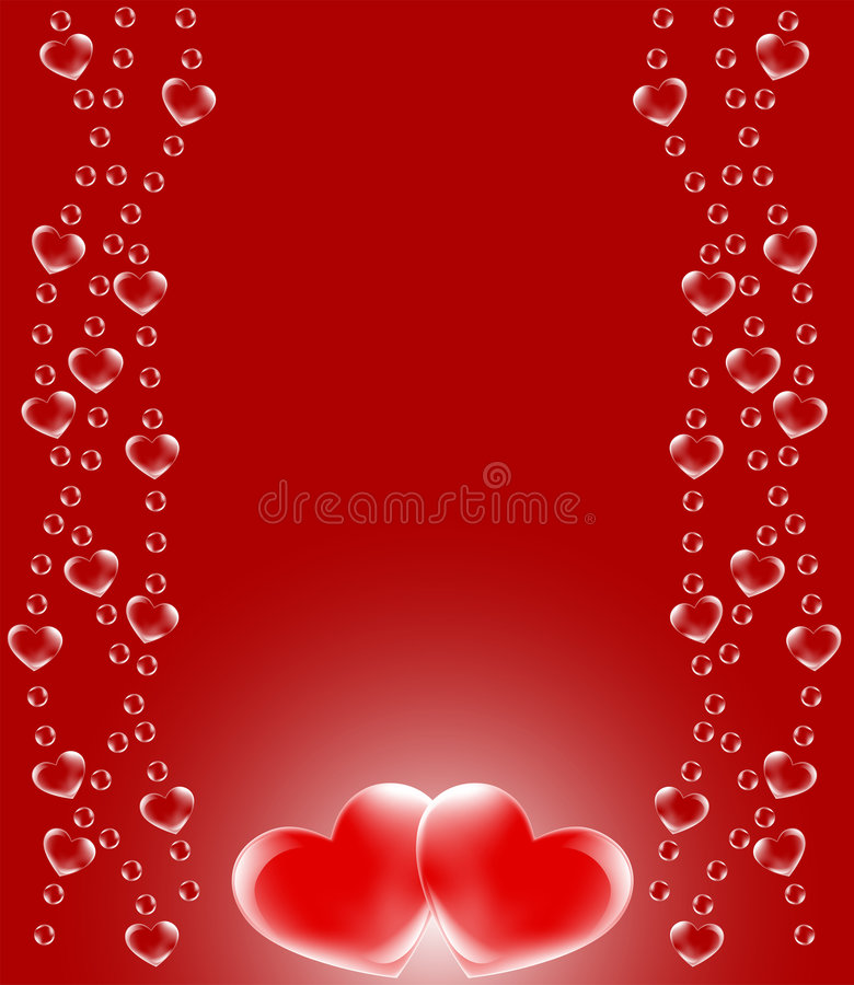 Download Valentine frame stock vector. Image of illustration, gift - 7760221