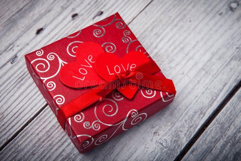Valentine Gift images libres de droits