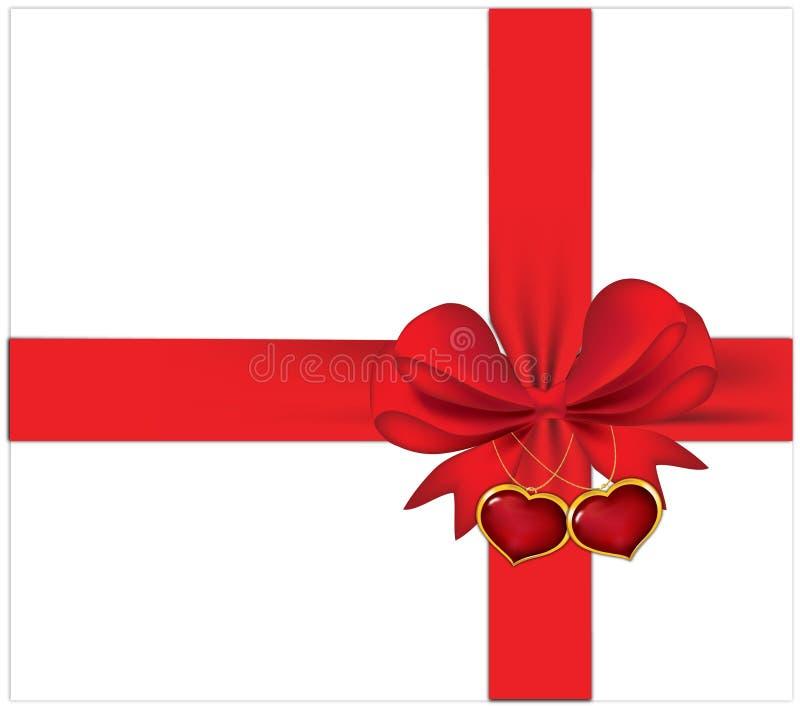 Valentine Gift ilustração royalty free