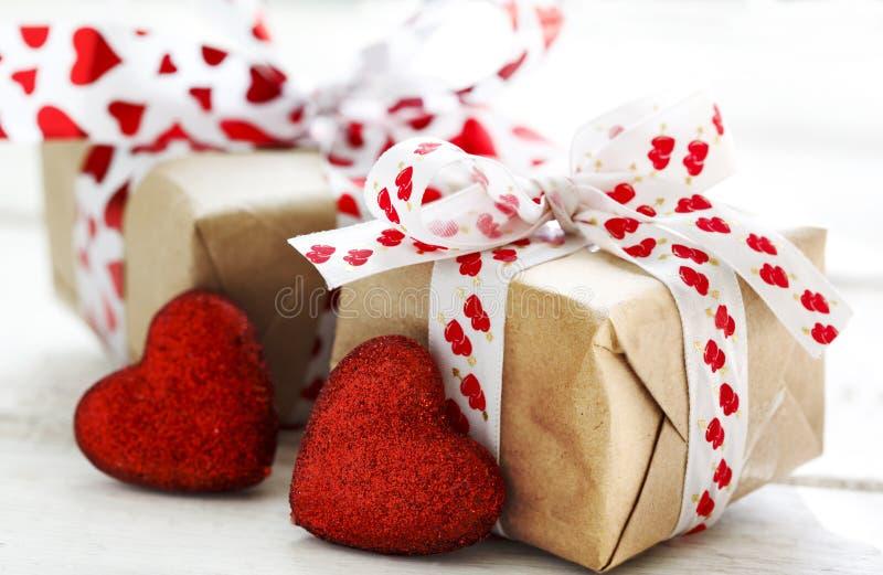 Valentine Gift photo libre de droits