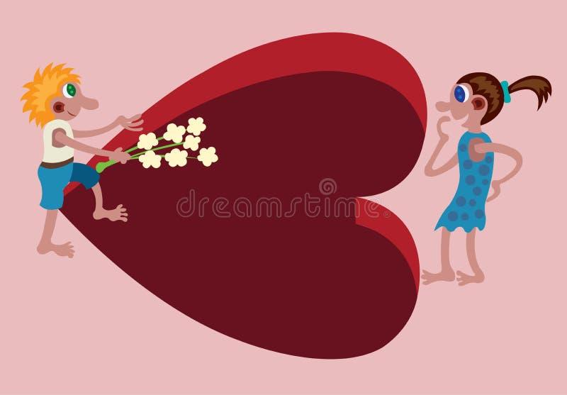 Valentine Gifts 2 illustration de vecteur