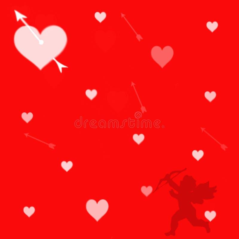 Download Valentine Graphic stock illustration. Image of square - 12414803
