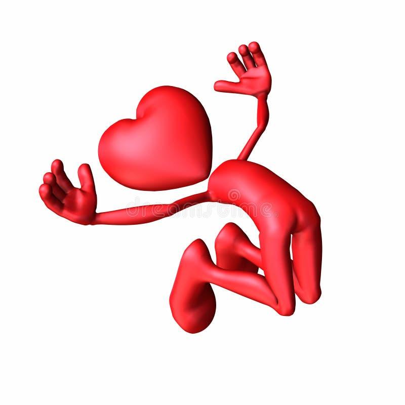 Download Valentine Head Over Heels Stock Photos - Image: 1720773