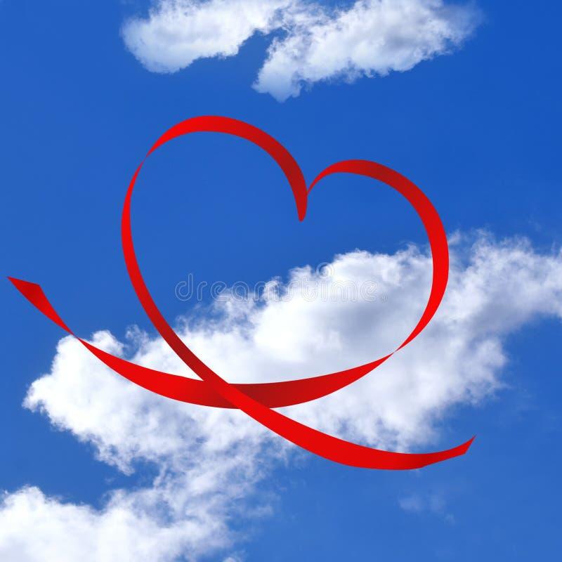 Valentine Heart stock afbeeldingen