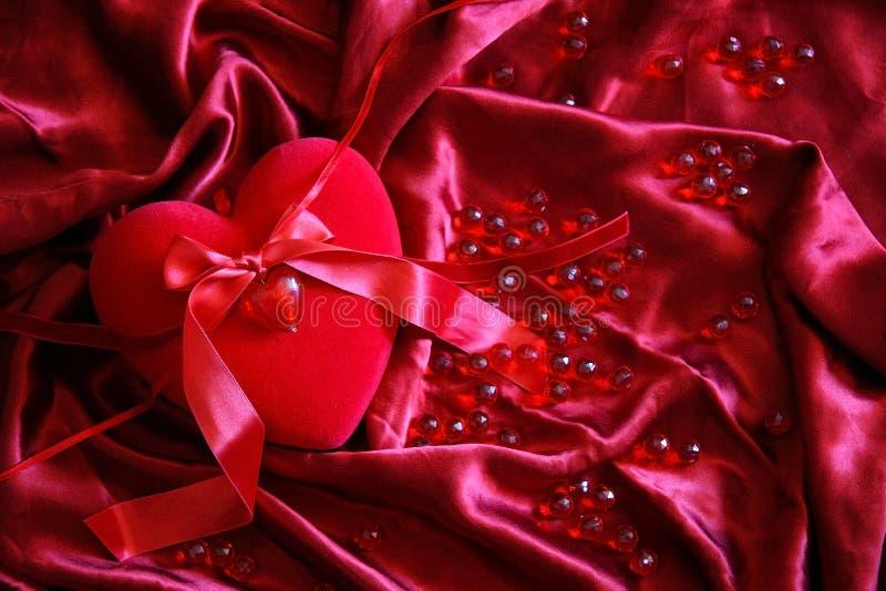 Valentine Heart stock foto's