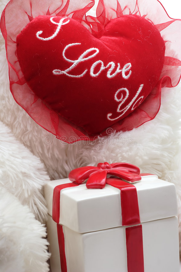 Download Valentine heart stock image. Image of lover, heart, gifts - 62009