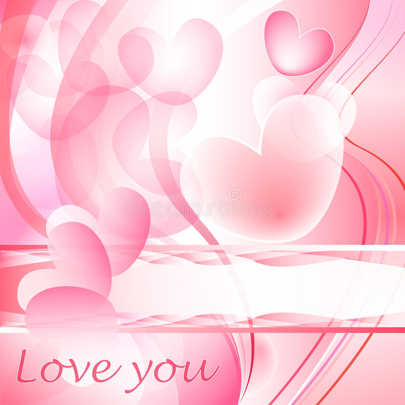 Valentine Heart Bubbles Stock Photography