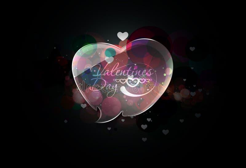 Valentine Hearts Design Stock Photos