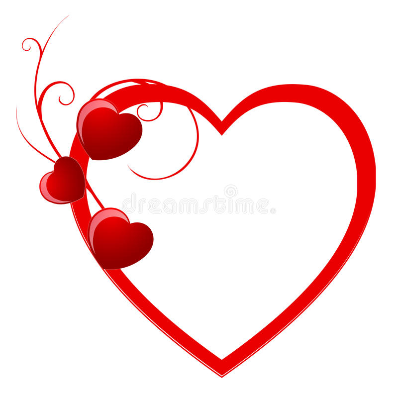 download valentine hearts stock vector image of propose romance 36232857