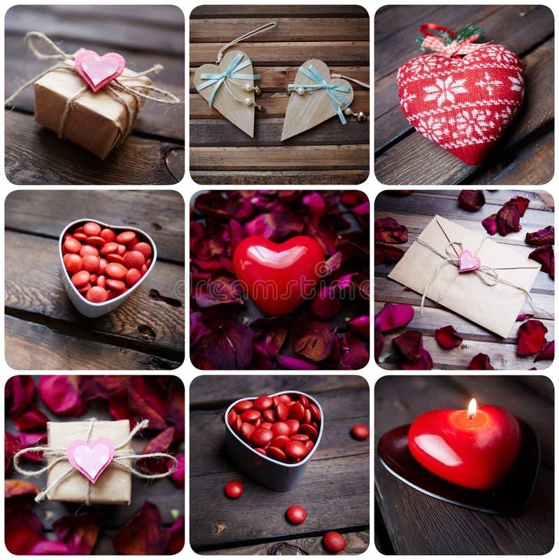 Valentine-herinneringen royalty-vrije stock afbeeldingen