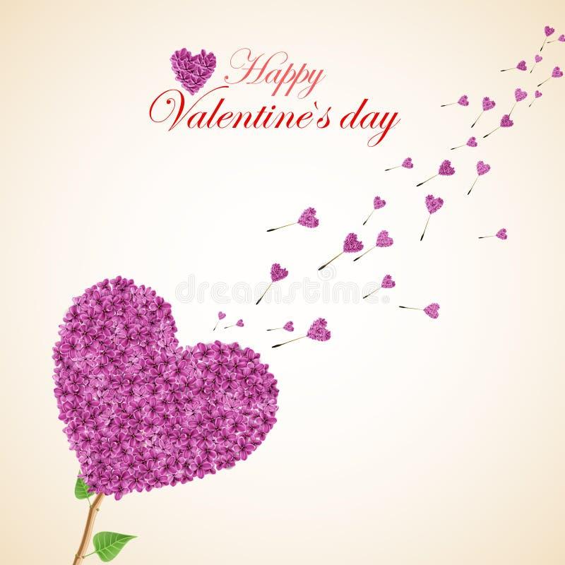 Valentine heureux photo libre de droits
