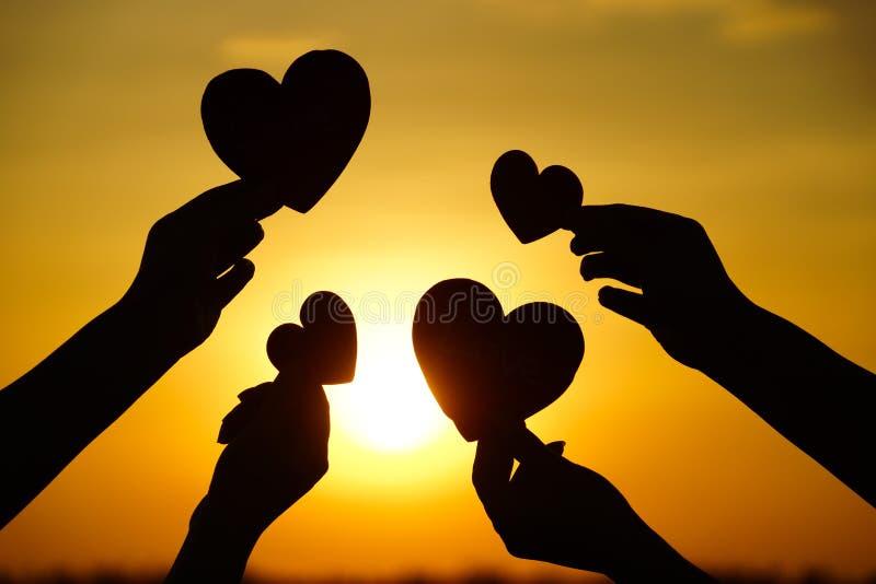 Valentine Love stock foto