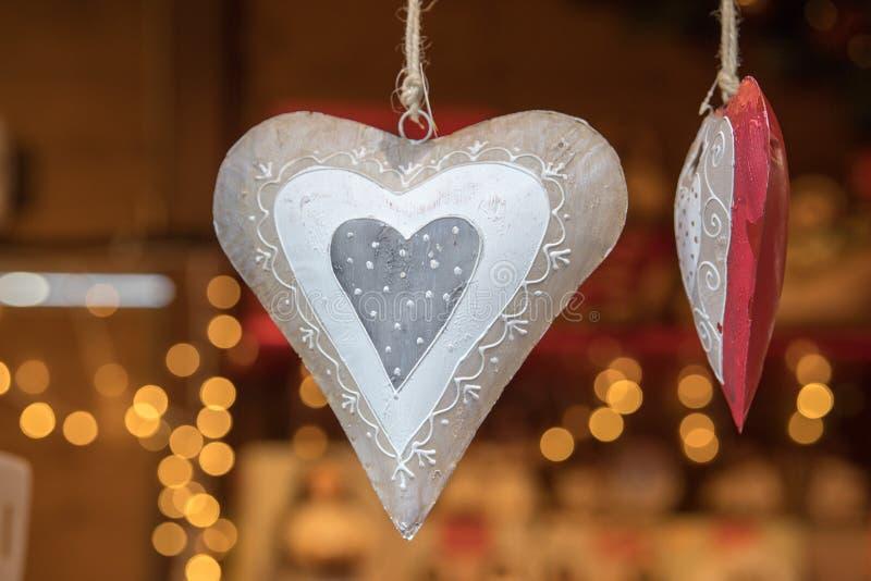 Valentine Love Heart royaltyfri fotografi