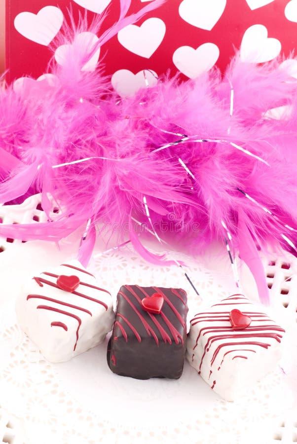 Valentine Petit Fours