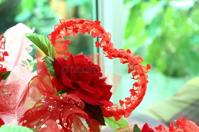 Valentine Roses photo libre de droits