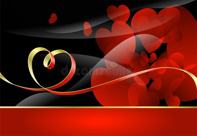 Download Valentine's background stock vector. Image of celebrate - 18089206